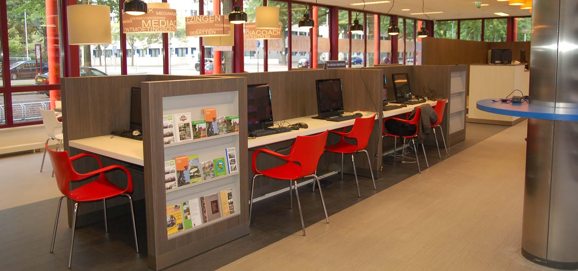 Bibliotheek Oss